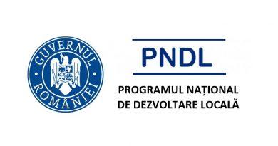 Proiecte Programul Național de Dezvoltare Locală