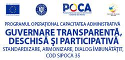Legea nr. 544/2001 privind  liberul acces la informatiile de interes public si Legea nr. 52/2003 privind  transparenta decizionala in administratia publica